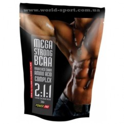 Power Pro Mega Strong BCAA