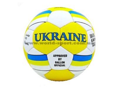 Мяч футбольный Ukraine FB-0047-136
