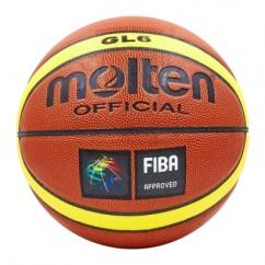 Мяч баскетбольный Molten GL6 BA-4254