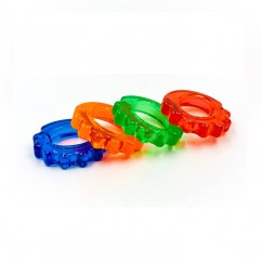 Эспандер кистевой кольцо фигурный FI-4386