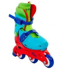 Роликовые коньки раздвижные детские ZELART 0153-R