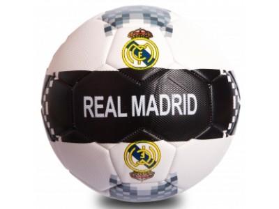Мяч футбольный №5 PU ламин.REAL MADRID FB-0414-3