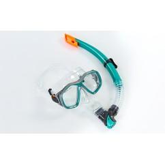 Набор для плавания маска с трубкой M276-SN120-PVC