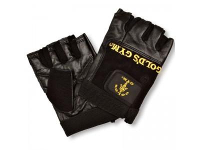Перчатки тяжелоатлетические GOLDS GUM BC-3609