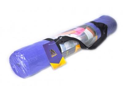 Коврик для фитнеса и йоги YG-2775