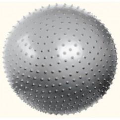 Мяч для фитнеса (фитбол) PS массажный 75 см. FI-078-75
