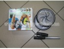 Гимнастическое колесо HouseFit DD 6404
