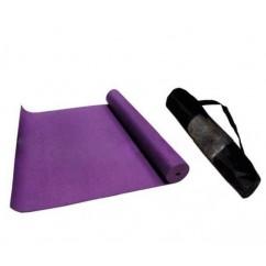 Коврик для фитнеса PVC 4 мм. с чехлом YG-2774-2 Yoga mat