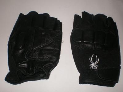 Перчатки спортивные кожаные BC-169