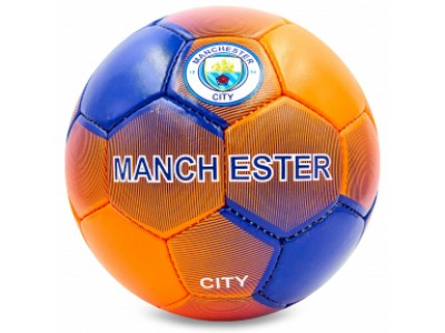 Мяч футбольный MANCHESTER CITY FB-6703 №5