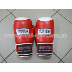 Перчатки боксерские TOP-TEN RING STAR 0102