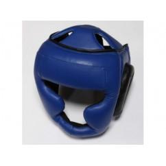 Шлем тренировочный для бокса и единоборств Лев закрытый стрейч