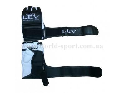 Перчатки Lev Sport ММА M2 кожа