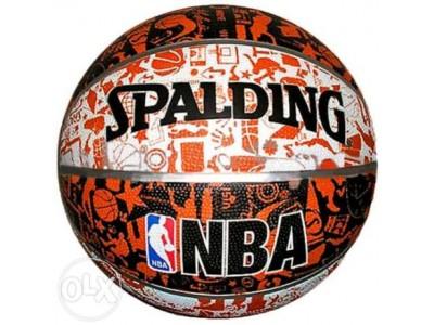Мяч баскетбольный SPALDING Graffiti 73722Z
