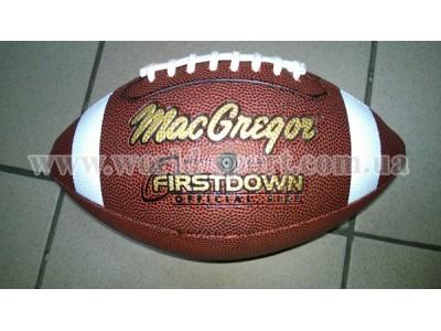 Мяч для американского футбола Mac Gregor EA1554
