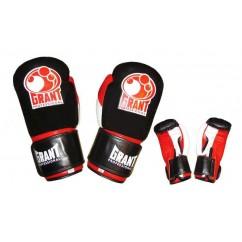 Перчатки боксерские GRANT 1811  кожа